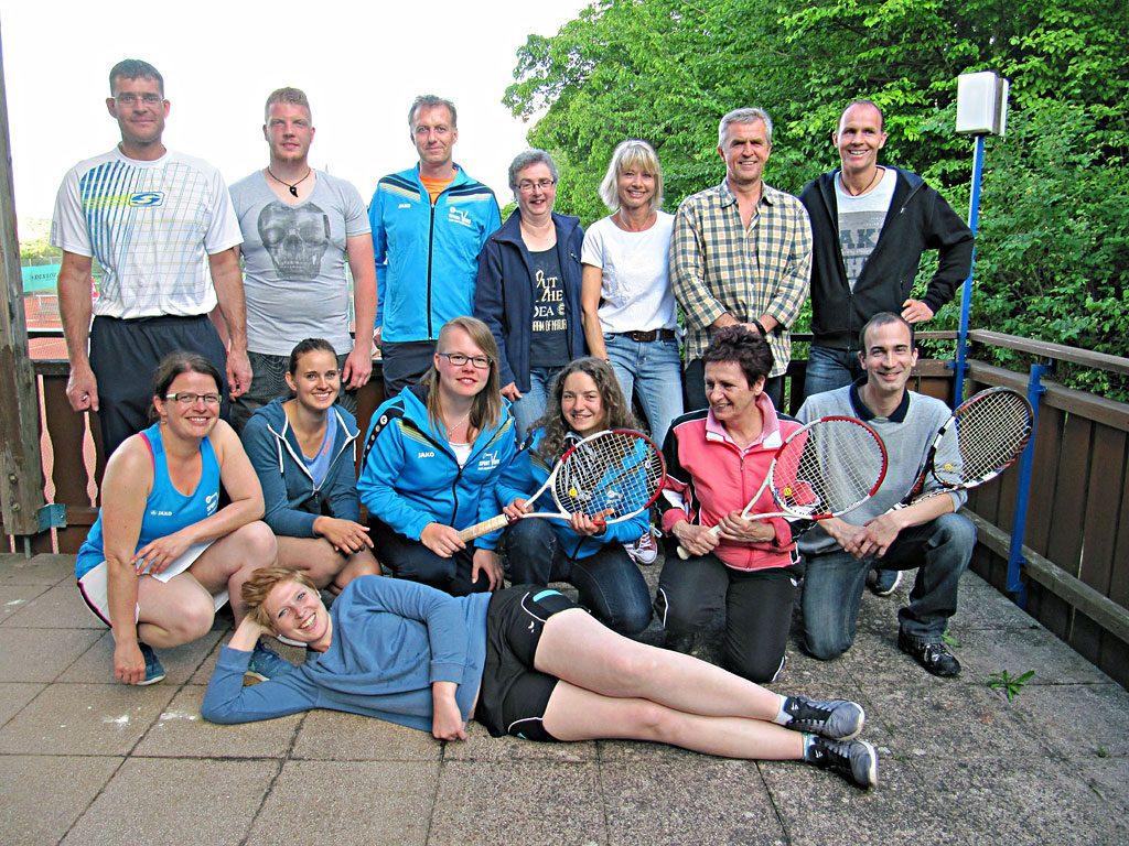 Saisonauftakt 2017 TA TSV Markelsheim